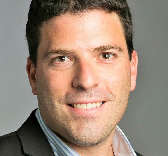 """מנכ""""ל מאסטרקארד ישראל עומר אונגר"""