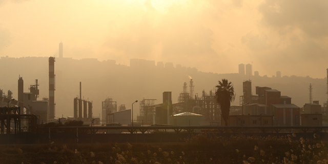 Industrial Pollution in Israel Continues to Rise