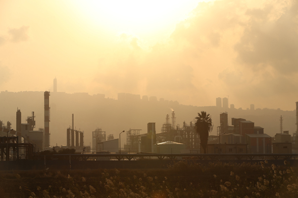 Air pollution (illustration). Photo: Elad Gershgoren