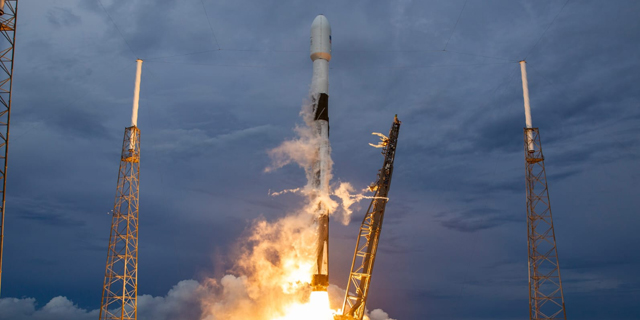 Israeli Satellite Operator Spacecom Successfully Launches AMOS-17