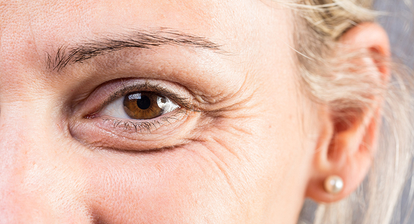 Woman with wrinkles (illustration). Photo: Shutterstock