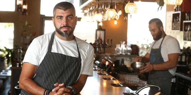"""השף עלאא מוסא: """"אני מת לבשל לביבי"""""""