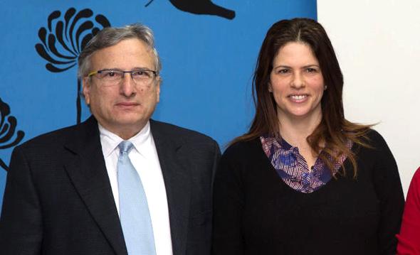 עורכי הדין גלית רוזובסקי ומיכאל שפטלר
