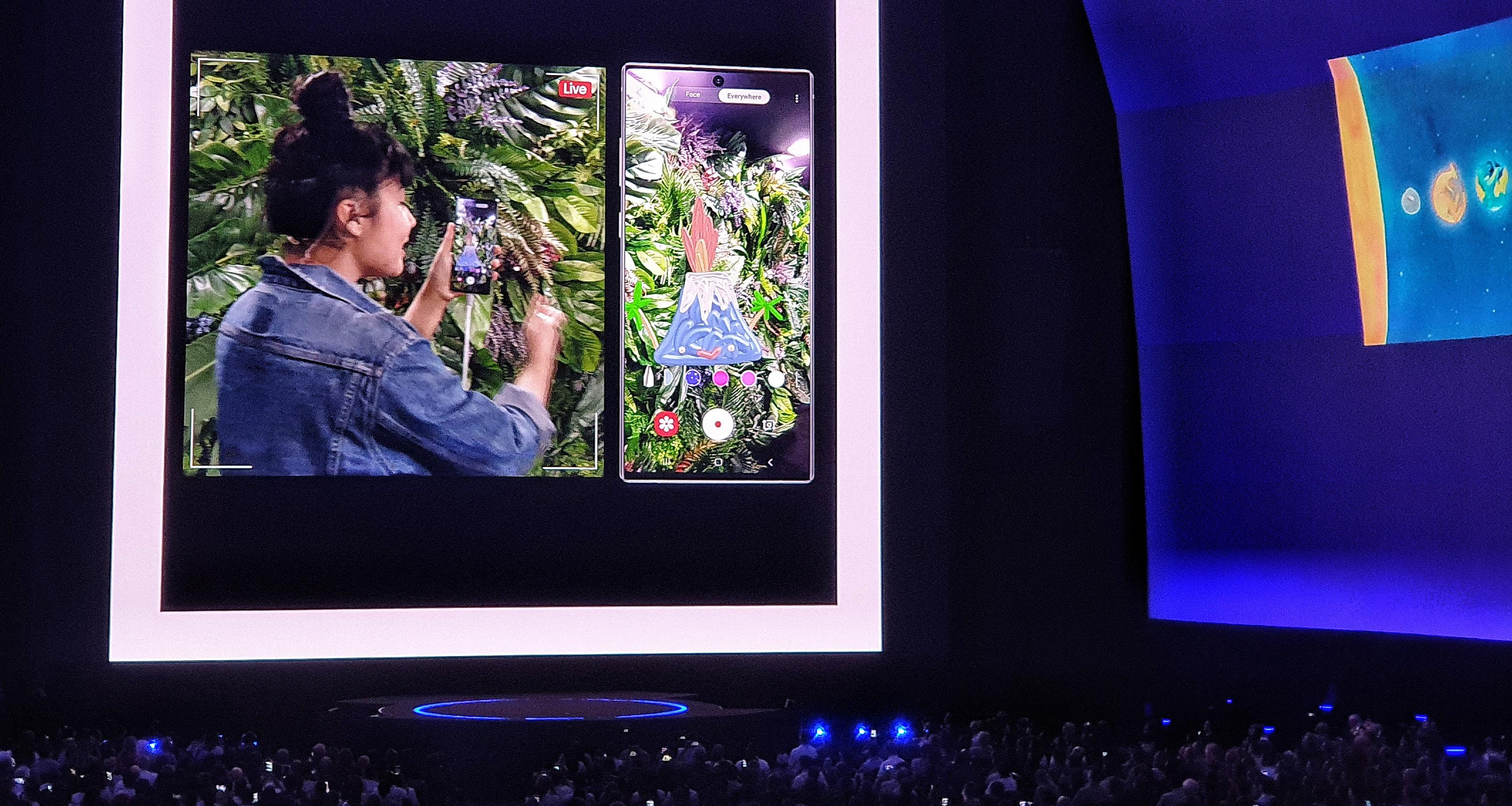 סמסונג גלקסי נוט 10 אירוע, צילום: ניצן סדן