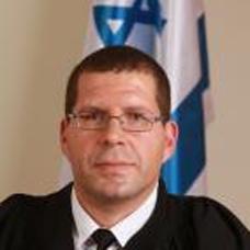 """דן סעדון, שופט בית משפט שלום בת""""א, צילום: אתר בתי המשפט"""