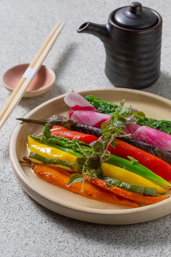 מסעדת קיטו קאטו, צילום : דרור עינב