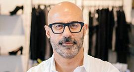 מעצב האופנה רונן חן פנאי, צילום: אורית פניני