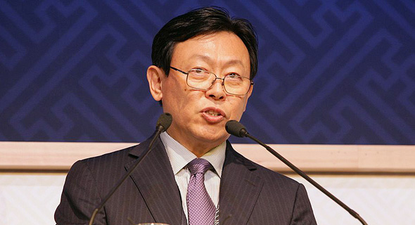 Lotte Chairman Shin Dong-bin. Photo: Wikipedia