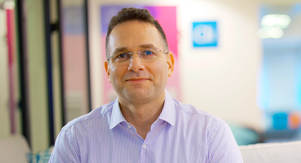 Syte CEO Ofer Fryman. Photo: Ariel Geifman