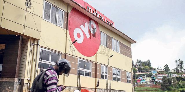 רשת OYO ההודית פתחה 100 מלונות בבריטניה ב-10 חודשים