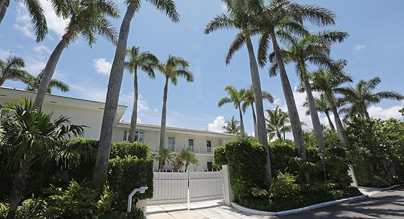 ביתו של ג'פרי אפשטיין בפאלם ביץ', פולרידה