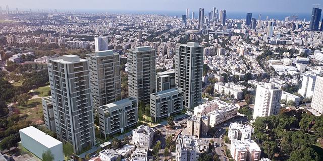 """עיריית ת""""א מקדמת בניית 450 דירות בדרך השלום במסגרת פינוי-בינוי"""