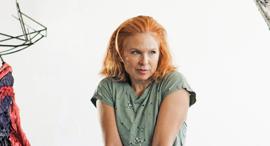 פנאי סיגלית לנדאו ב סטודיו שלה תל אביב , צילום: תומי הרפז