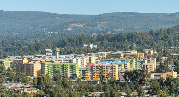 Addis Ababa, Ethiopia. Photo: Shutterstock