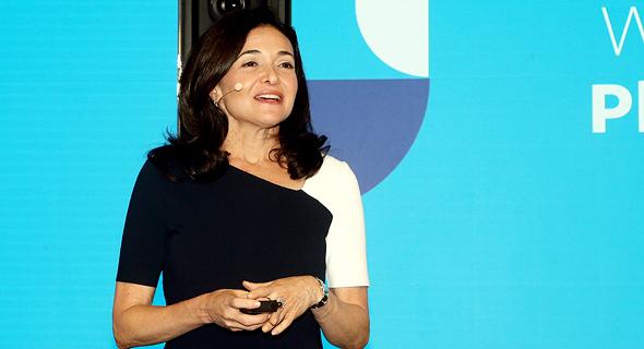 Sheryl Sandberg. Photo: Yariv Ktaz