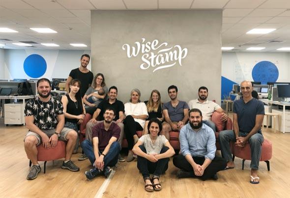 עובדי WiseStamp