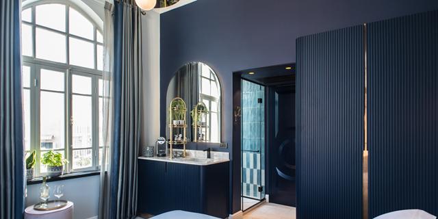 מלון אלמינה, בעיצוב מיכאל אזולאי, צילום: סיון אסקיו