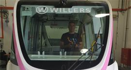 קברניט אוטובוס מקצועות העתיד המתהווים