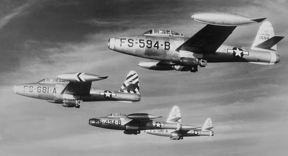 מטוסי F84