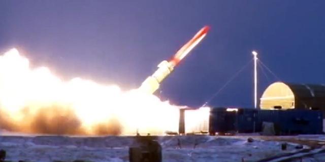 טיל רוסי עם מנוע גרעיני - האם יש סיבה לדאגה?