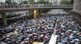 הונג קונג, צילום: גטי אימג'ס