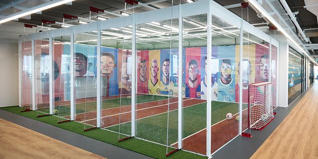 WSC Sports מתרחבת: שכרה את הקומה ה-29 במגדל השחר בגבעתיים