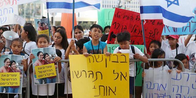 Morris Kahn, Yossi Vardi, Urge Netanyahu to Halt Deportation of Israel-Born Children of Migrant Workers
