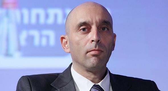 """מנכ""""ל אנרג'יאן ישראל, שאול צמח. """"תמיכה בקהילות מקומיות היא חלק ממדיניות החברה"""""""