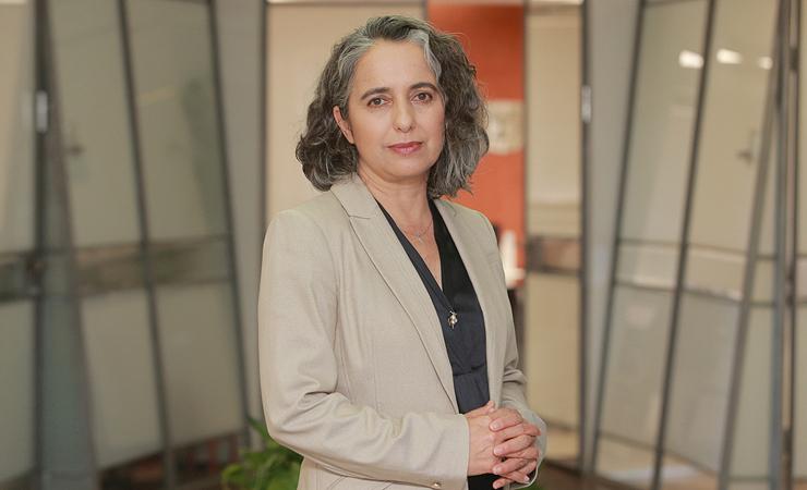 """יו""""ר רשות ניירות ערך ענת גואטה, צילום: אוראל כהן"""