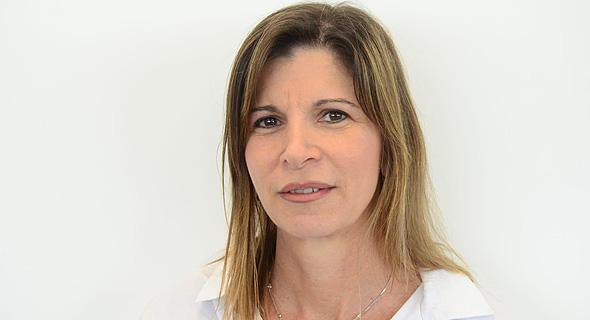 אילנית גולדפרב מנהלת היחידה לייעוץ פנסיוני בבנק הבינלאומי