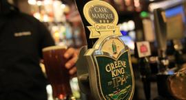 גרין קינג Greene King רשת פאבים הכי גדולה בריטניה, צילום: גטי אימג'ס