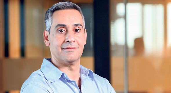 """דוד זבידה, מנכ""""ל כלכלית ירושלים"""