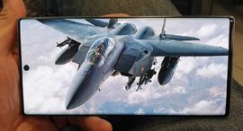 Galaxy Note 10 Plus, צילום: ניצן סדן