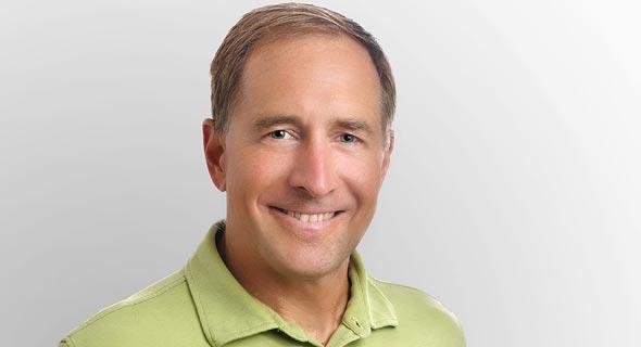 CropX president John Vikupitz. Photo: CropX