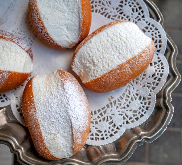 """קינוח מתוק ב""""נורדיניו"""" , צילום: אנטולי מיכאלו"""