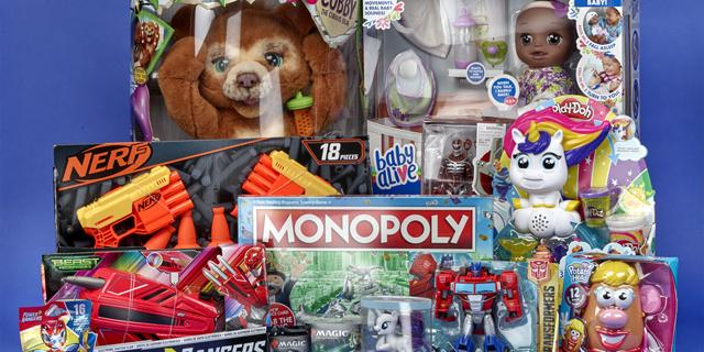 חברת הצעצועים האמריקאית הסברו תפסיק להשתמש באריזות פלסטיק