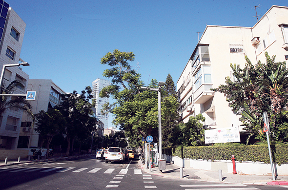 רחוב בתל אביב