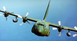 הקברניט הרקולס מטוס הלבבות השבורים המלחמה הקרה, צילום: Lockheed Martin