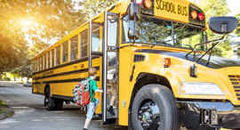 School bus (illustration). Photo: Shutterstock