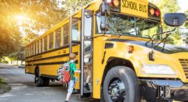 School bus (illustration). Photo: Shutterstock