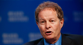 """ג'ון מאקי, מנכ""""ל רשת הול פוד, צילום: בלומברג"""
