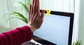מדריך מצלמה לפטופ פרטיות אבטחה, צילום: Shutterstock