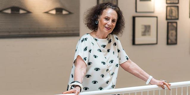 """אספנית בהפתעה: גלילה ברזילי־הולנדר גילתה שהיא """"ארטוהוליסטית"""""""