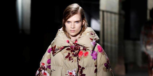 הפרח בגני: מעצב האופנה דריס ואן נוטן עושה את זה שוב