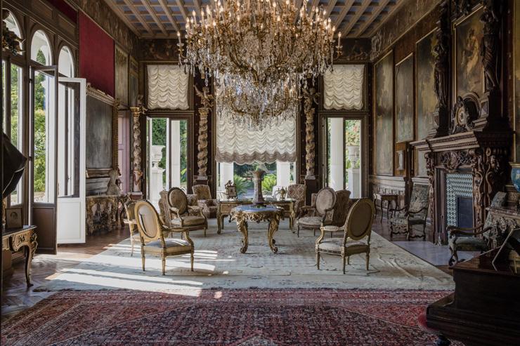חדר אורחים, צילום: בלומברג