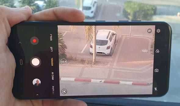 סמארטפון LG G8s , צילום: ניצן סדן