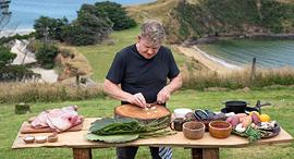 השף גורדון רמזי מבשל הרפתקאה בערוץ National Geographic פנאי, צילום: באדיבות נשיונל גאוגרפיק