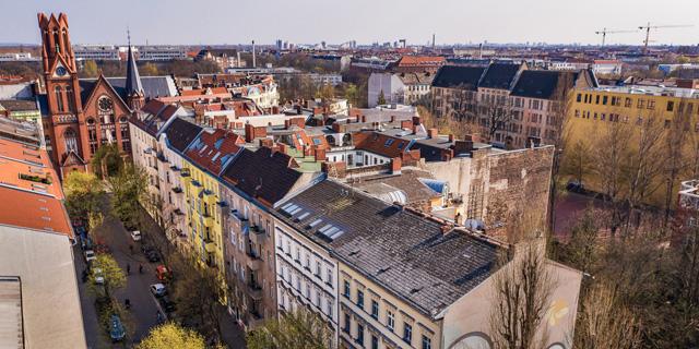 """הצעת חוק בברלין: שכר דירה יוגבל לעד 8 יורו למ""""ר"""
