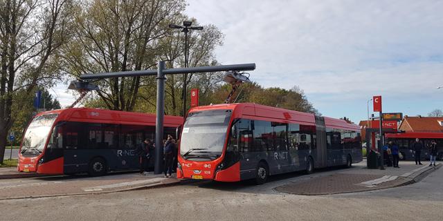 משרד האנרגיה מקדם כביש טעינה חשמלי עבור קווי האוטובוסים העירוניים
