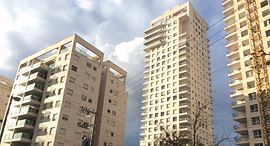 בניין מגורים נווה שרת זירת הנדלן, צילום: אריק דורי